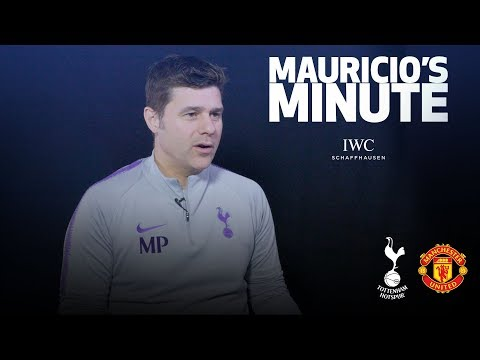 MAURICIO'S MANCHESTER UNITED PREVIEW | MAURICIO'S MINUTE