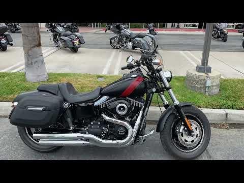 2014 Harley-Davidson Dyna Fat Bob at Quaid Harley-Davidson, Loma Linda, CA 92354