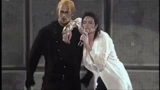 Michael Jackson - Ghosts - Live - Fan World Tour