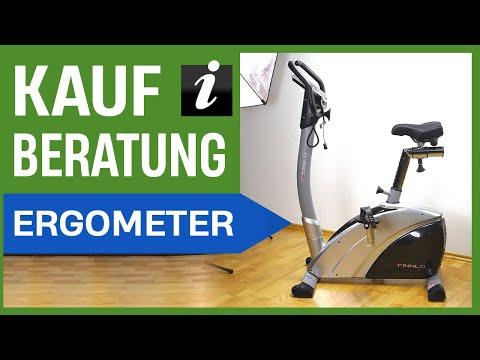 Ergometer/Hometrainer Kaufberatung und Test: Finnlo EXUM III