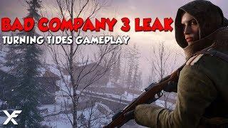 Battlefield Bad Company 3 Leak & Battlefield 1 Turning Tides Impressions