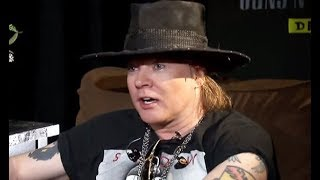 Guns N Roses Axl Rose On Hipsters Wearing Band Shirts