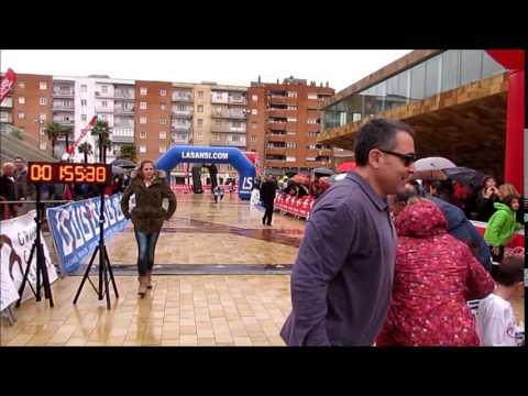 Vídeo sortida i arribada Olímpics 3