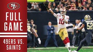 49ers vs Saints Week 14 | Full Game