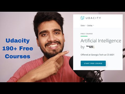 How to get @Udacity Courses for Free? Get 190+ Udacity Courses ...