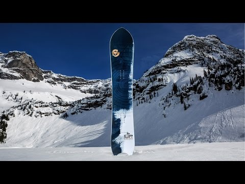Best Powder Boards of 2016/2017 – Never Summer Swift Review