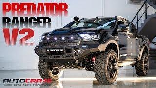 "PREDATOR FORD RANGER V2 //Rival Front Bar, Falken Tyres, Fuel Pump, 2""Lift Kit"
