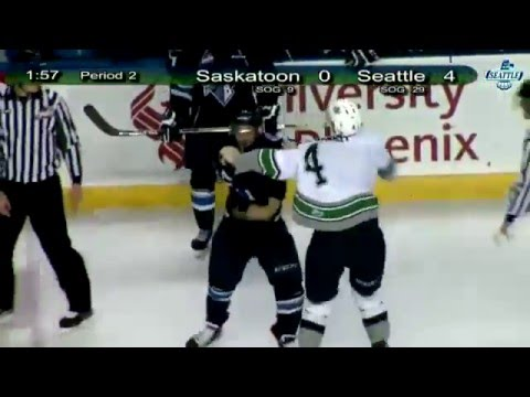 Nick Zajac vs Turner Ottenbreit