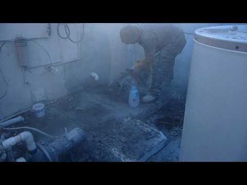 Howto & style Cut Concrete patio Demolition Back Ranchers Construction Florida