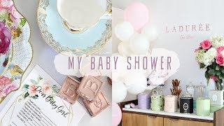 MY TEA PARTY BABY SHOWER