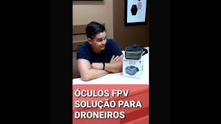 ÓCULOS FPV - SOLUÇÃO BARATA PARA DRONEIROS (DJI MINI 2)