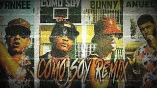 Anuel AA - Como Soy (Remix) Ft. Bad Bunny, Daddy Yankee y Pacho
