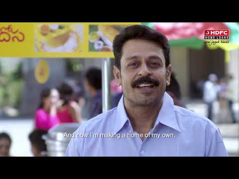 HDFC HOME LOAN AD