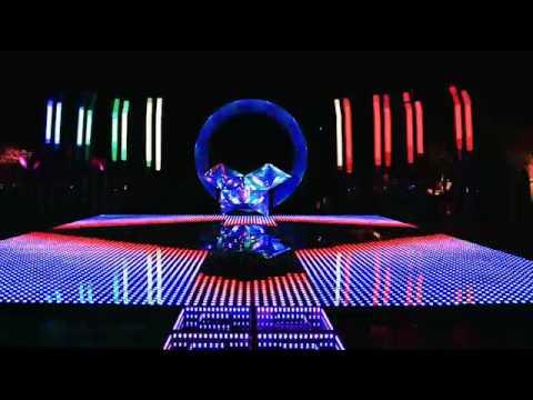 Montaje discomovil ,láser y suelo led Lasertronic
