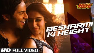 Besharmi Ki Height | Mp3 Song | Main Tera Hero | Varun Dhawan, Ileana D'Cruz, Nargis Fakhri