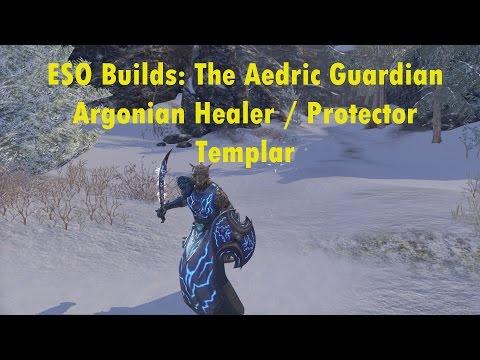 Eso Magicka Templar Healer Build Dragonbones Ball Boi