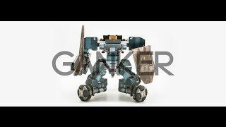 Ganker Robot - The World's Best Robot Warriors