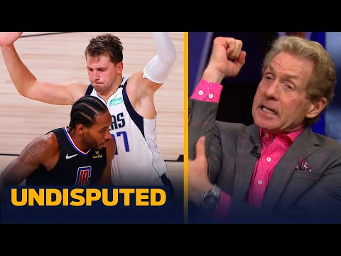Skip & Shannon react to Clippers Game 1 win over Mavericks & Porzingis ejection | NBA | UNDISPUTED