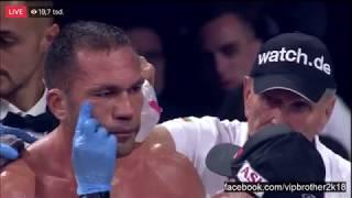 Kubrat Pulev (Кубрат Пулев) vs  Hughie Fury (Хюи Фюри)   27.10.2018   Round 4
