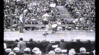 Jess Willard -vs- Jack Johnson | 100th Anniversary Fight & Rare Footage