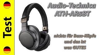 Audio-Technica ATH-AR5BT | ENDLICH mal ein neutralerer Bluetooth Kopfhörer
