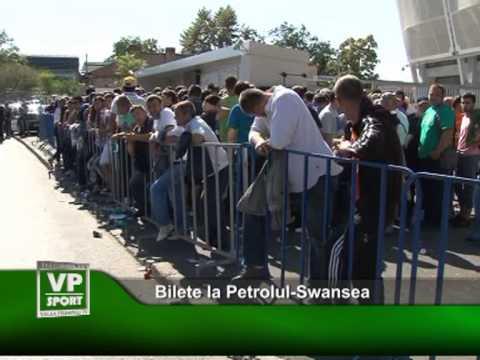 Bilete la Petrolul-Swansea