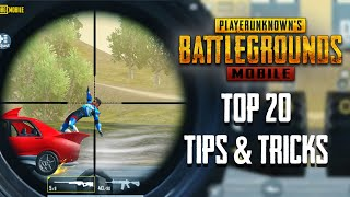 Top 20 Tips & Tricks in PUBG Mobile | Ultimate Guide To Become a Pro #14