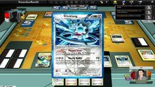 Klinklang  - (Pokémon) - Pokemon TCG Online (Klinklang/Cobalion)