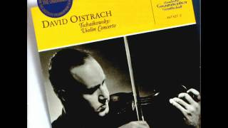 Tchaikovsky-Violin Concerto in D Major Op. 35 (Complete)