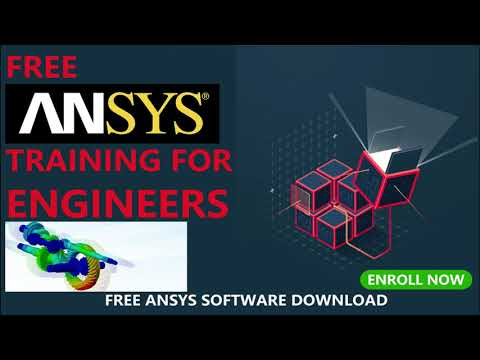 ANSYS - FREE COURSE FOR MECHANICAL ENGINEER - YouTube
