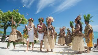 Weddings at Hilton Moorea Lagoon Resort & Spa