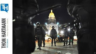 Are You Okay Living In A Police State? (w/Guest Julio Rivera)
