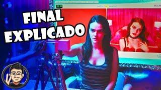Final Explicado De Cuenta Bloqueada CAM De Netflix ¿Quien Es La Falsa Alice?