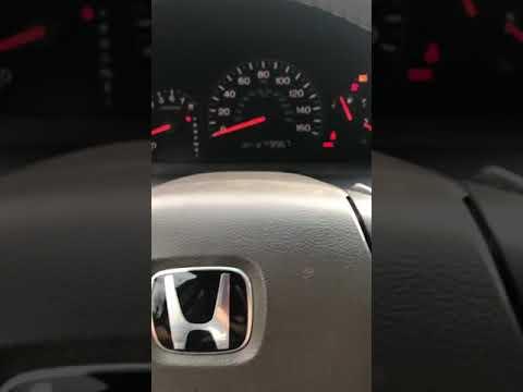 2003 Honda Accord bad signal relay replacement