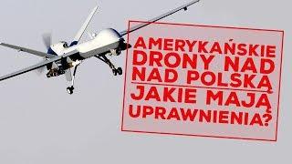 Amerykańskie drony mogą latać po Polsce. Jakie są warunki umowy?