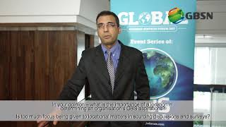 Interview with Gaurav Dua, Gloval Senior Vice President of Consulting, Frost & Sullivan