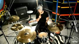 Panic! At The Disco - Emperor's New Clothes (drum cover)