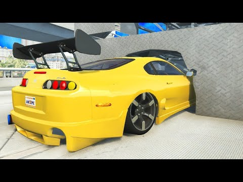 """Car stunts you can not do ever Beamng Drive Game Live Stream"""""""