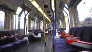 preview picture of video 'Piccadilly line - Cockfosters Departure (23-07-2009)'