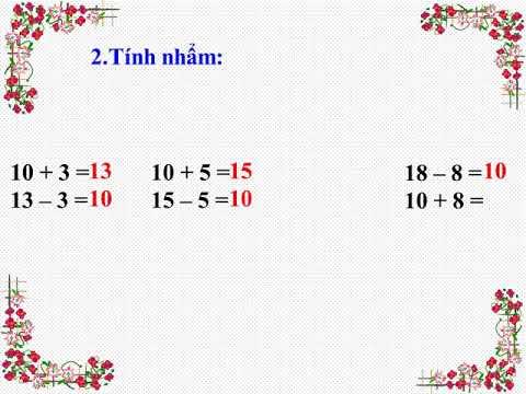 Bài giảng của Thầy Nguyễn Phú Lĩnh lớp 1E-Trường tiểu học Tân Trung