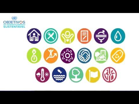 Minuto Europeu nº 86 - Objetivos de Desenvolvimento Sustentável
