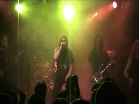 Merging Flare - Fast as a Shark (live) online metal music video by MERGING FLARE
