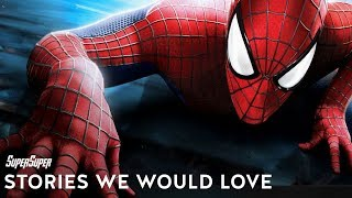 Spiderman Stories we would love to see in movies | SuperSuper