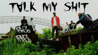 TRIBE GVNG - Talk My Shit Feat. Su Bviley & Metta Cvse (Official Video)