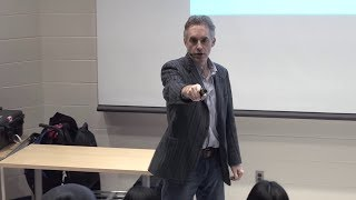Jordan Peterson - Why it's so Hard to Sit Down and Study/Work