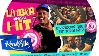MC JOÃO – REACT BAILE DE FAVELA – Com Chapola e Michel Elias (Especial KondZilla 10 Anos)