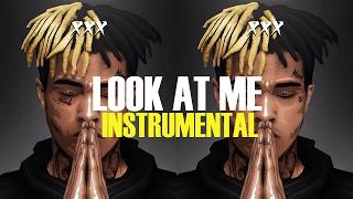 XXXTENTACION   Look At Me (Instrumental) (ReProd. BO Beatz)
