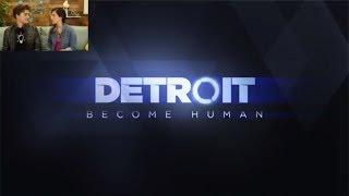 GTLive: The Robot Uprising RETURNS!   Detroit Become Human