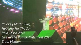 Italove (Martin Blix) – Heading For The Sun 2016 (Sub. Español)