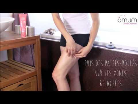 Tuto beauté | Le Coach Fermeté d'Omum - Rituel de massage fermeté pour jeunes mamans